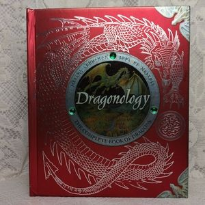 2003 Dragonology The Complete Book of Dragons